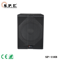 """SPE Audio Powered Subwoofer 18""""/18 PA Woofer SP-118B"""