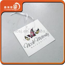 custom printed tag for fashion jewelry tag