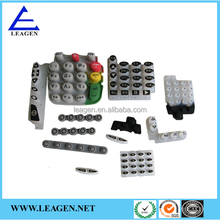 wide usage of silicone rubber keypad with good quality and fast leadtime