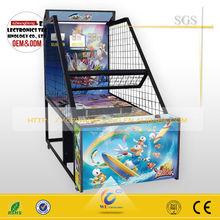 Basketball shooting game/basketball scoring game machine for sale