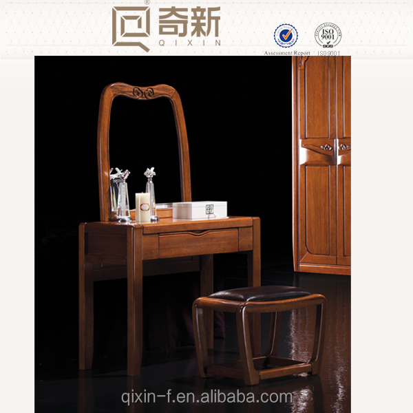 Solid wood furniture Middle east style wooden dresser