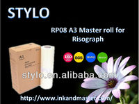 RP08 A3 Master roll for Risograph