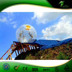 Best selling Inflatable Zorb Ball, human inflatable zorb ball/giant inflatable clear ball