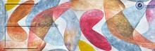 Modern Handmade Abstract Art Hotel Oil Painting