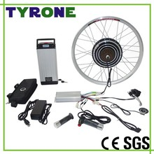 "20""/26""/28"" Wheel E Bike Conversion Kit 250W/350W/500W/1000W/1500W Lithium Battry with CE"