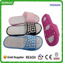hot selling lady EVA sandals, ladies pvc spa sandals, plain lady cheap sandals