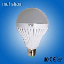 12w plastic body SMD5730 24pcs led lamp with E27 base