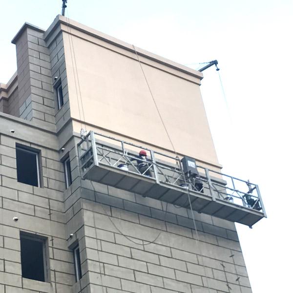 Xây dựng xây dựng cradle gondola/được sử dụng đu sân khấu giàn giáo để bán