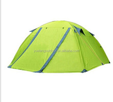 2015 sell hot design camping with family waterproof camping tent