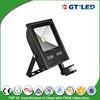Alibaba led the lamp China supplier SAA/C-tick/CE/RoHS 10w 30w 50w 70w led emergency light new Motion sensor led flood light