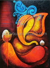 Abstract Modern Handpaint Painting On Canvas 55562