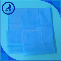 Medical Disposable Bed sheet /PP Nonwoven bed Drape for SPA