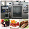 smoken meat/ pork/ Baloney making machine, meat smoke house
