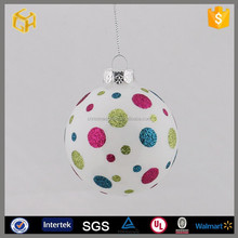 Traditional polish christmas gifts,glass ball christmas tree decoration