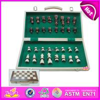 2015 Multifunction wooden board games, hot sale wooden games board, new kids wooden board games W11A004