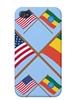Ethiopia flag cell phone case