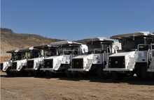 terex 4x2 dump trucks for sale