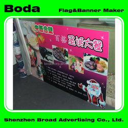 High quality custom large pvc foamed board banner