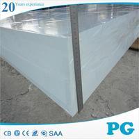 PG fashion design decoration material 4'x6' acrylic mirror sheet