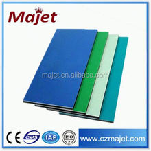 Aluminum cladding production line acp wall paneling high density insulation panel