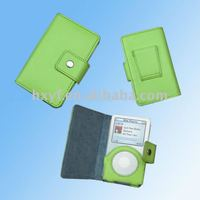leather MP3/MP4 holer/case