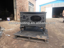 cast iron wood cooking stoves