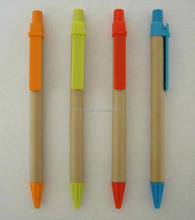 hot sale wooden ball pen