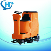 Q902 Ride-on floor scrubber battery type electric floor scrubber