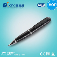 Pen camera 32 GB tf Can support for 100 hrs video taking support plug and play with battery