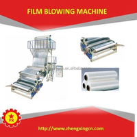 plastic rolling film making machine factory