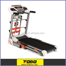 New CE Approved DC foldableTreadmill Fitness equipment Gym equipment