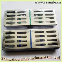 Autoclave Dental de Cassette / Dental Onstrument Cassette / esterilización Dental Cassettes