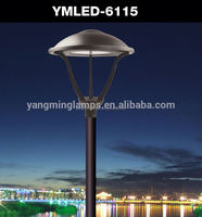 outdoor wall mounted led lamp hot popular cast iron lamp post outdoor ip66 garden led light