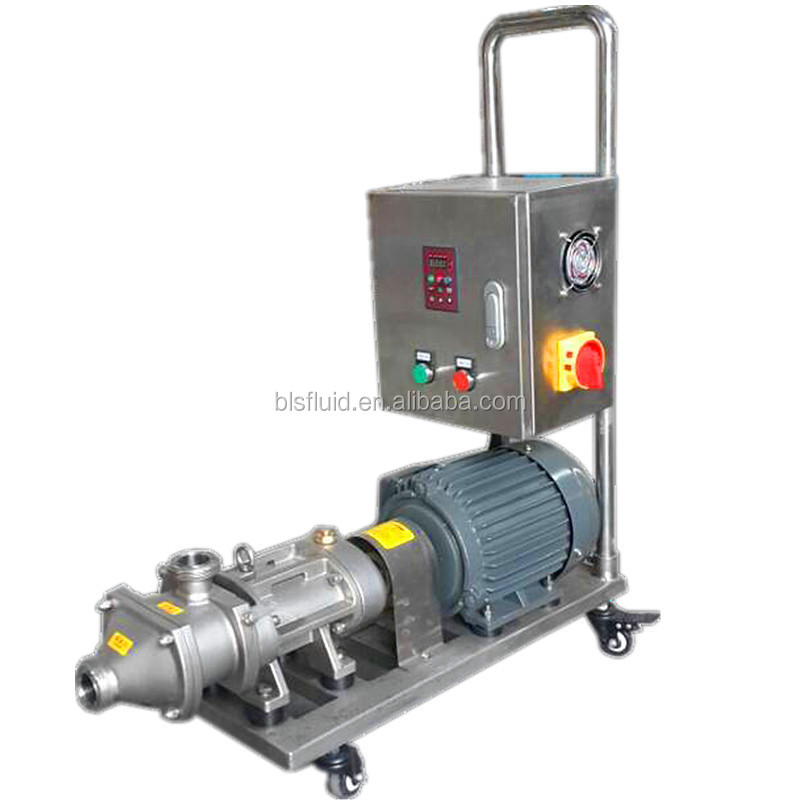 NO.33-twin screw pump with wheel and speed control box.jpg