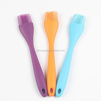 Food Grade Durable Basting Bbq Set Silicone Brush