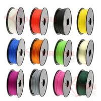 1.75mm, 3mm PLA Filament for 3D Printer, plastic filament RoHS approval