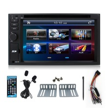 Low Price Car Dvd Radio Player with single Side Button and with No Gps Suitable for Most Car