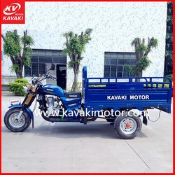 High production ability of the factory direct sale new three wheel gas motor scooter/ trike for adult