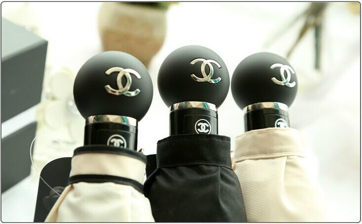 Высший сорт женщин анти УФ автошоу складывать Зонты три цвета с высоким качеством