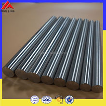 good price hot sale grade2 titanium bar, weight of round titanium bar, cp titanium bars