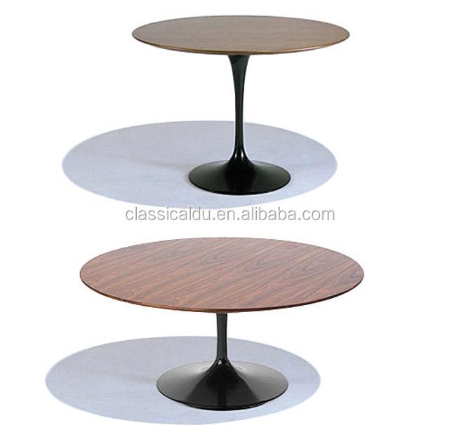 흰색 튤립 테이블, 튤립 라운드 테이블, 튤립 유리 커피 테이블 ...