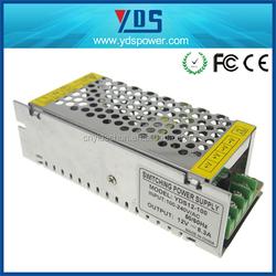 2015 NEW model smps 100W 12V S-100-12 12v switch mode power supply