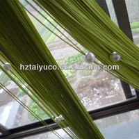 pearl beaded string door curtain for room divider