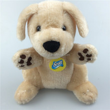 Cheap lovely dog for hot selling plush toy