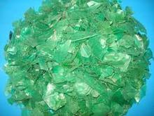 PET FLAKES (GREEN)