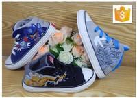 Hot cartoon printed shoes