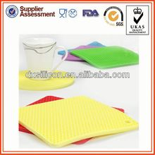 Food grade plastic sleeping mats, silicone baking mat, silicone mat for christmas
