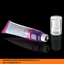Plastic Lip Balm/Gloss/Cream Roller Ball Tube