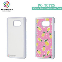 Hot Sell, Sublimation Printing Mobile Phone Case for Samsung Note 5/N9200