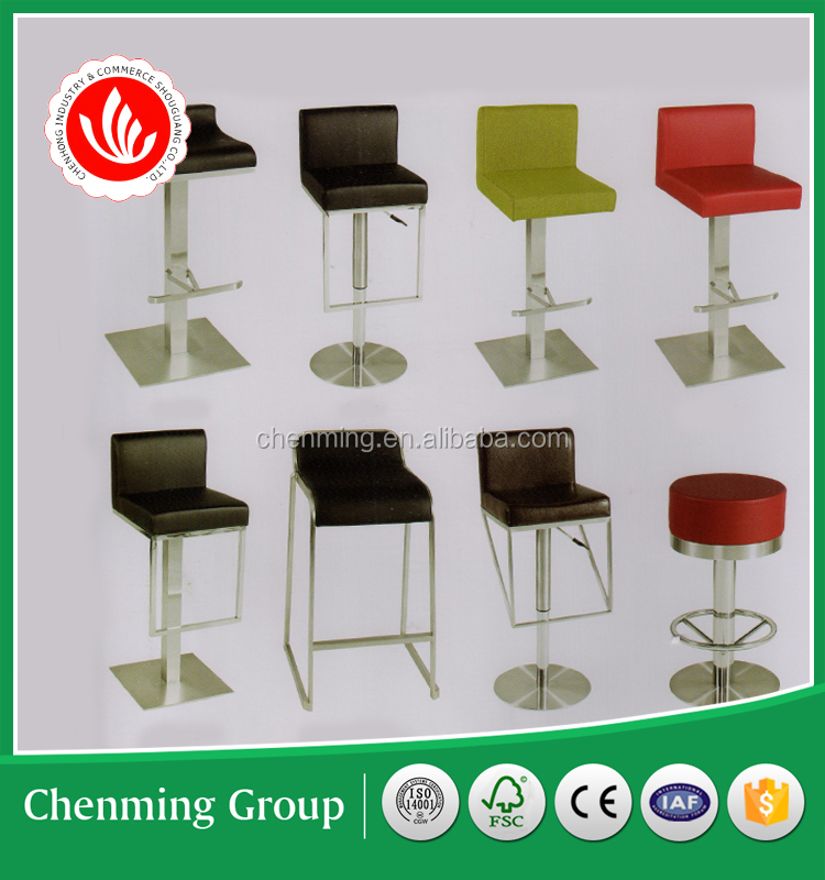 Leather Bar Chair And Acrylic Series Bar Stool Buy Bar